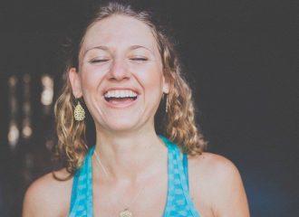 Sandra Großkopf - Trainerin für Yoga, Pilates, Healthy Back und Einzeltraining bei Coming Hooomm in 1020 Wien-Leopoldstadt