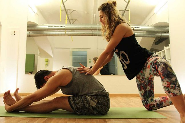 Yoga Philosophie, Sequencing, Hands On Workshop bei Coming Hooomm in 1020 Wien-Leopoldstadt