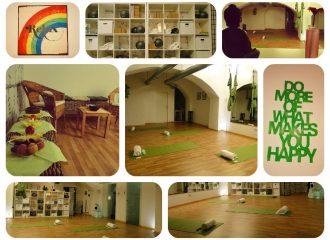 Unser Studio in 1020 Wien bietet dir Yoga, Pilates, Nuad und mehr in einem sympathischen, familiären Rahmen.