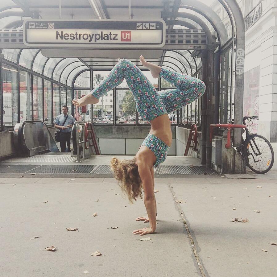 What you resist persists Sandra Großkopf 1020 Wien Yoga