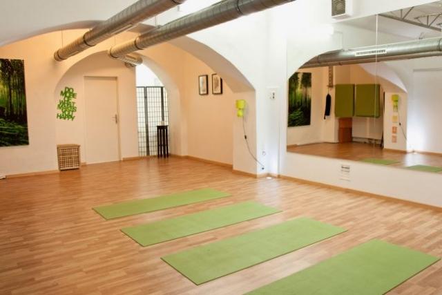 Studiobereich (Yoga, Pilates etc.) - Trainingsbereich