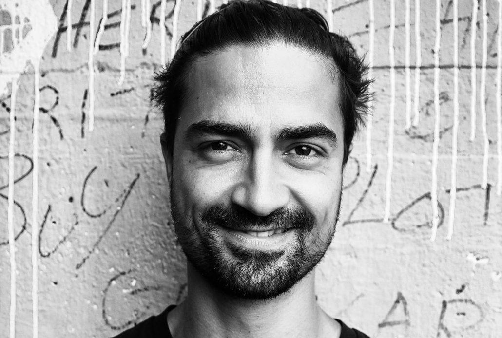 Johannes Baluch - Trainer für Yoga, Pilates, Healthy Back und Einzeltraining bei Coming Hooomm in 1020 Wien-Leopoldstadt
