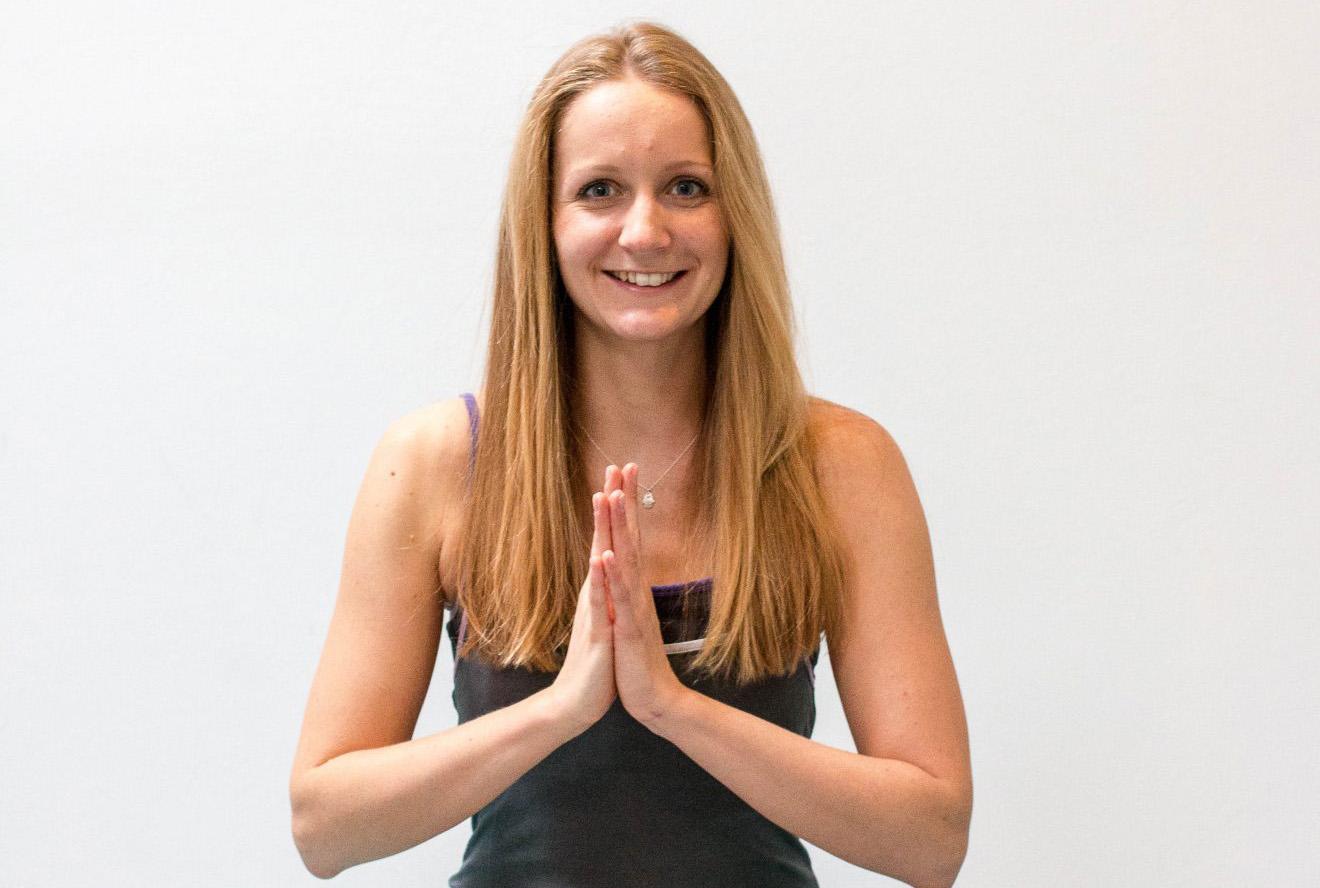 Lisa Kainzinger - Trainerin für Yoga im Yogastudio Coming Hooomm in 1020 Wien-Leopoldstadt