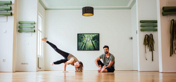 Willkommen bei Coming Hooomm- deinem Studio für Yoga, Pilates, Nuad und mehr