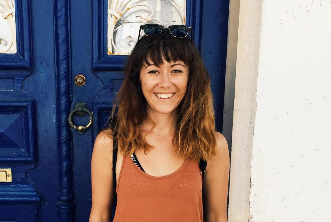 Denise Bürlein - Trainerin für Vinyasa Flow-Yoga bei Coming Hooomm in 1020 Wien Leopoldstadt