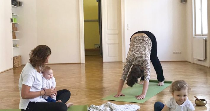 Mama-Baby-Yoga 1020 Wien
