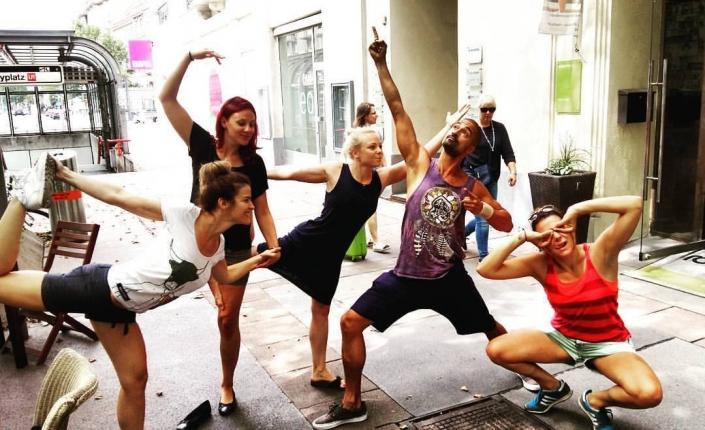 Yoga Grundkurs